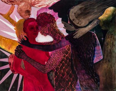 Naudline Pierre, 'A Kiss Three Times', 2018