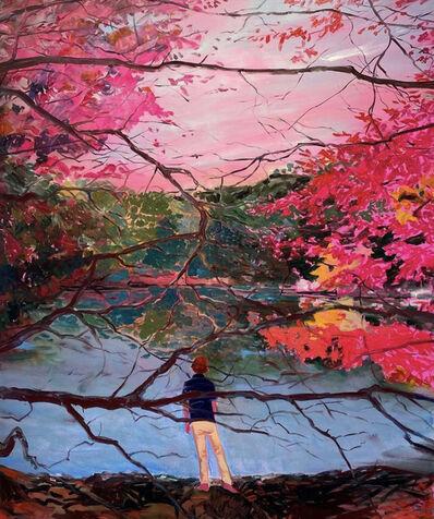 Sebastian Blanck, 'Behind the Branches', 2021