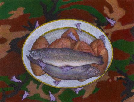 Wes Christensen, 'Sermon', 2004
