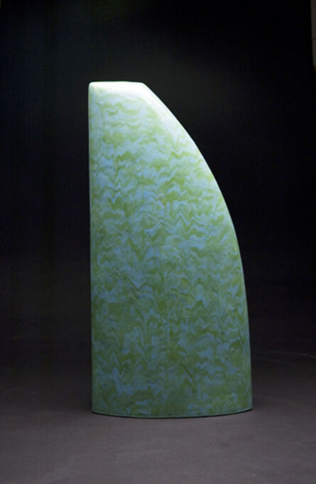 JamesMarshall, 'Blue/Green 229', 2007