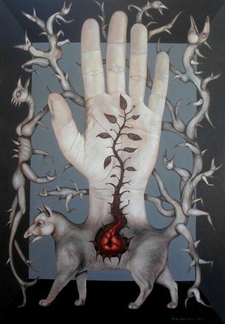 Atilla Galip Pinar, 'Genetic II', 2015