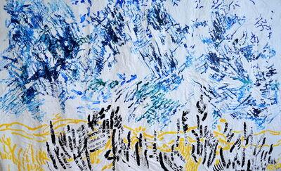 Azita Ghafouri, 'Blue Sky', 2015