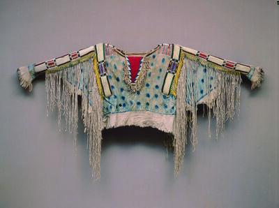 Niimiipu (Nez Perce), 'Man's shirt', ca. 1850