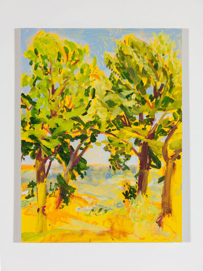Nicole Wittenberg, 'Yellow Breeze', 2020