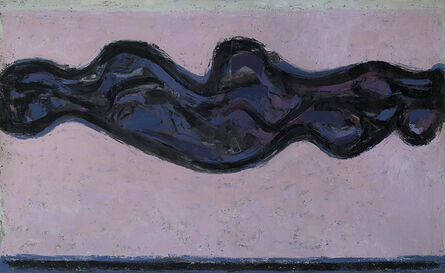 Raymond Hendler, 'Nude Superior (No. 8)', 1957