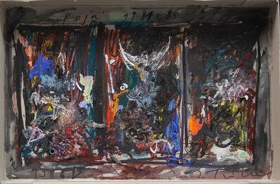 Jean Tinguely, 'Poja', 1986