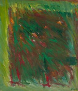 Michael Loew, 'Green Light', 1960