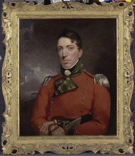 John Constable, 'Captain Richard Gubbins', 1804-05