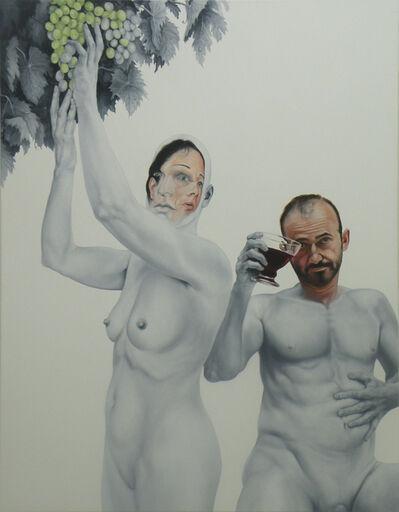 Christophe Avella-Bagur, 'Face FS136 The Good Wine', 2013