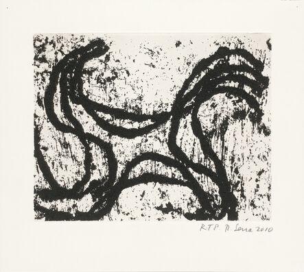 Richard Serra, 'Junction #4', 2010