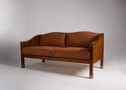 Louis Cane, ' Two-Seater Sofa', 1990-1999