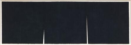 Richard Serra, 'Double Rift #6', 2013