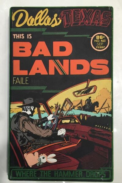 FAILE, 'This is bad lands', 2014