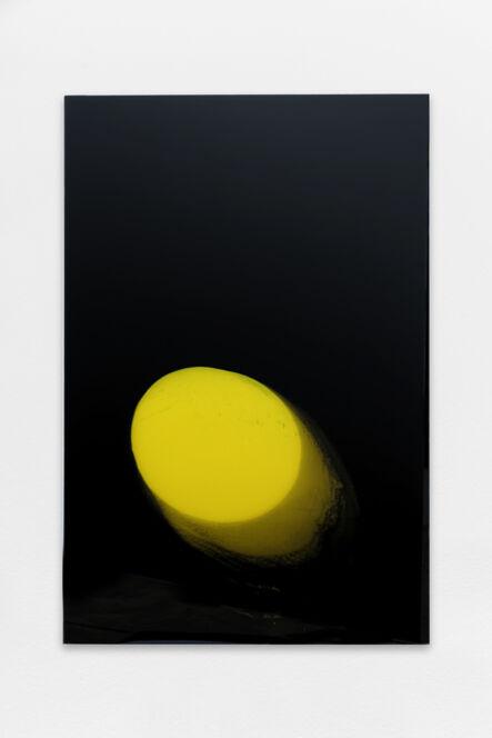 Mel O'Callaghan, 'En Masse (yellow moon falling)', 2017