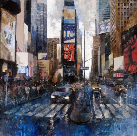Martí Bofarull, '16727 Times Square', 2017