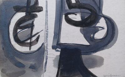 Ralph Wickiser, 'On Edge ', 1950
