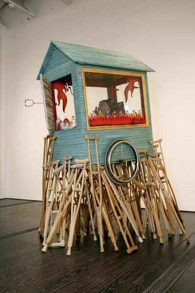 Pepón Osorio, 'Lonely Soul', 2008