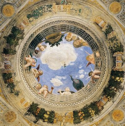 Andrea Mantegna, 'Camera Picta, Ducal Palace', 1465-1474