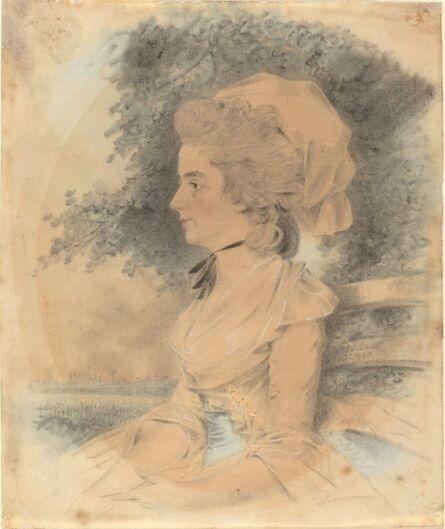 John Downman, 'Mrs. George Mills', 1783