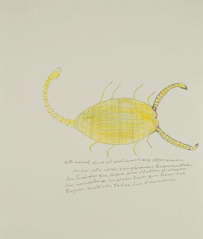 Amalia, 'Untitled (El alacran)', ca. 1990