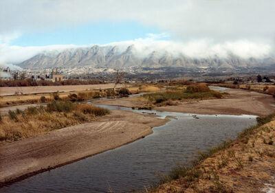 Victoria Sambunaris, 'Untitled (Rio Grande), Sunset Park, New Mexico', 2013
