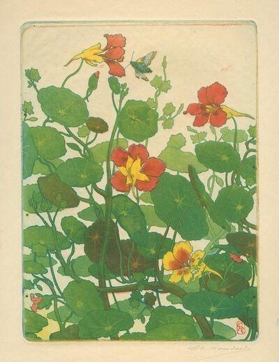 Charles Houdard, 'Capucines', 1895