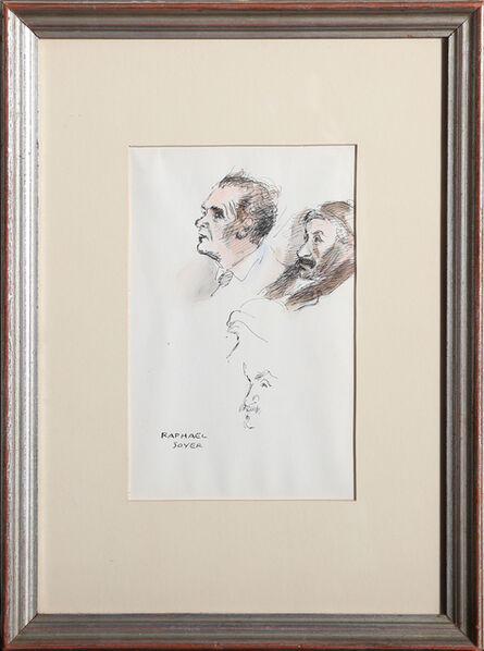 Raphael Soyer, 'Portrait Study (4)', 20th Century
