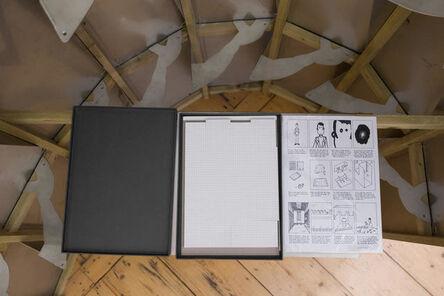 Adrien Tirtiaux, 'Portable Continuous Monument', 2006-2010