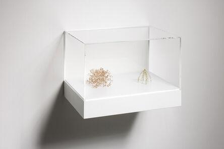 Christiane Löhr, 'Kleiner Quader + Kleine Kuppel (piccolo cubo + piccola cupola)', 2020