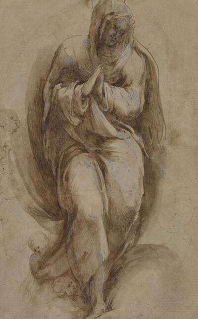 Alonso Berruguete, 'Assumption of the Virgin', 1555-1561