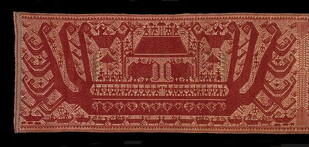Unknown Artist, 'Ceremonial textile (detail)', 1652-1806