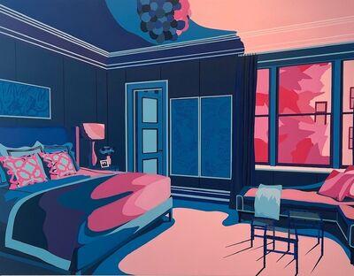Michael Callas, 'Bedroom II', 2021
