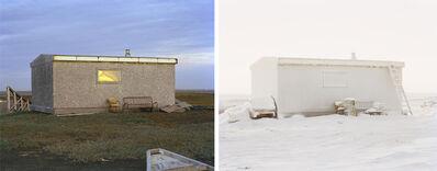 Eirik Johnson, 'Barrow Cabins 03', Summer 2010-Winter 2012