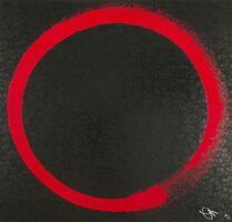 Takashi Murakami, 'Enso: Earthly Desires', 2016