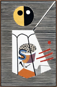 Stuart Davis, 'Salt Shaker', 1931