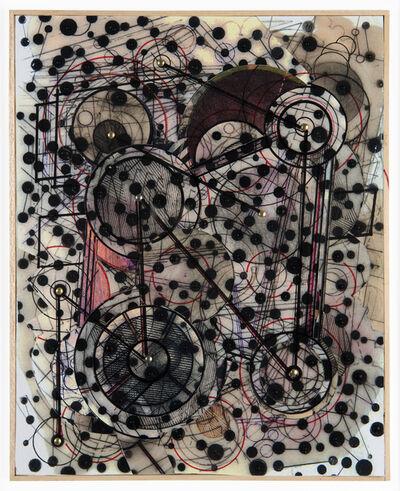 Robert Reed, 'Le Relais Du Postillon, Florence Room 2012, Untitled #7', 2012
