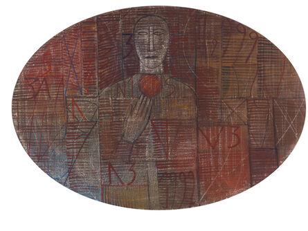 Mimmo Paladino, 'Pita Gorico', 1999
