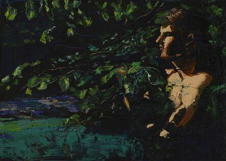 Michelle Rogers, 'Feel of Leaves', 2015