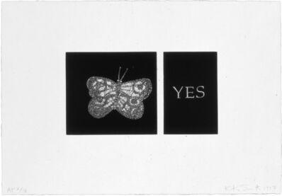 Kiki Smith, 'Yes', 1997
