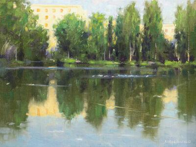 John MacDonald, 'Views of the Milwaukee River', ca. 2016