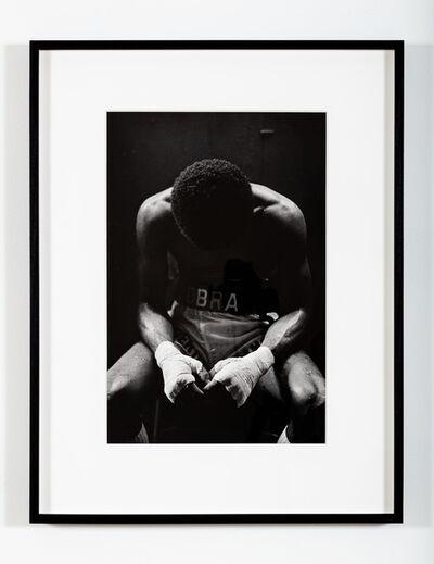 Martine Barrat, 'Before the fight (Harlem)', 1983