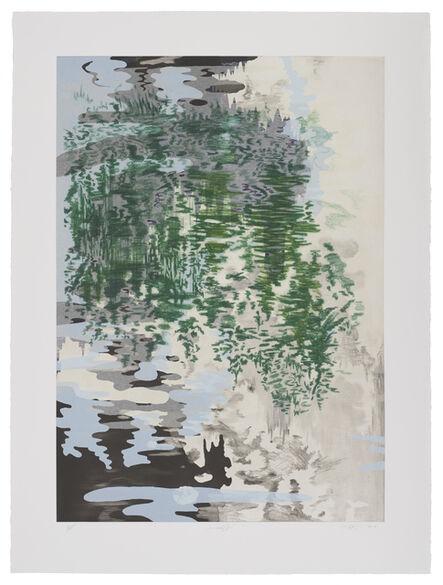 Jim Hodges, 'ɹǝɯɯnS ɟo', 2016
