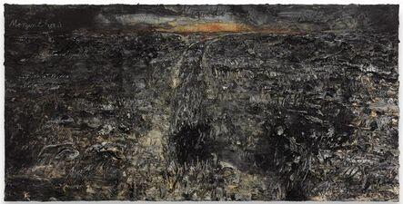 Anselm Kiefer, 'Nigredo-Morgenthau', 2012