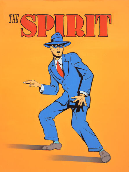 Mel Ramos, 'The Spirit', 2014
