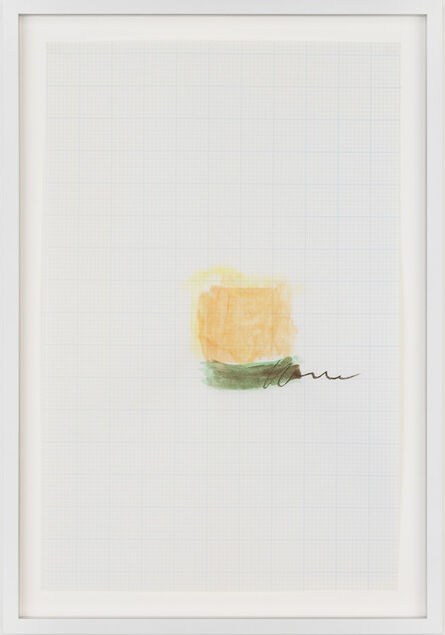 Richard Tuttle, 'Fear, VII', 2012-2013