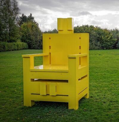 Sterling Ruby, 'Big Yellow Mama', 2013
