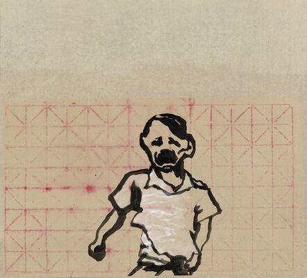 Yang Jiechang 杨诘苍, 'Children Running 1, 2, 3, 4 ', 2014