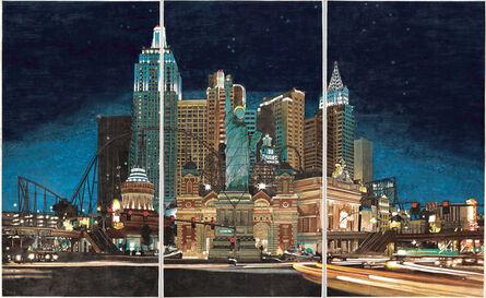 Yang Jiechang 杨诘苍, 'Crying Landscape: Las Vegas Casino 会叫的风景', 2002