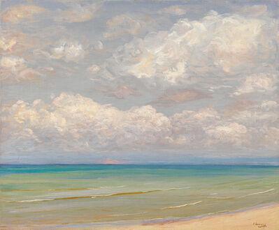 Sir John Lavery, 'A Southern Sea', 1910