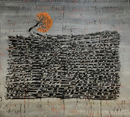 G.R. Iranna, 'Light In Hidden Ash', 2016